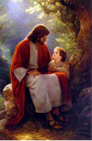 Jesus Loves the Children!